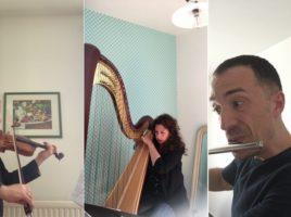 Time-lapse // New Gates Trio